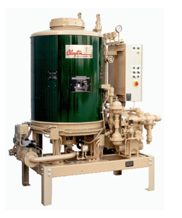 2 Units - CLAYTON Type SFO 75:1 Steam Generator/Boiler System