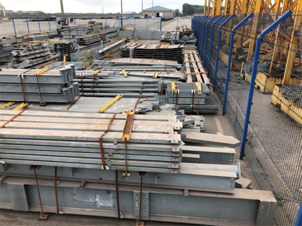 10 Units - Stm Belt Feeders, 45 Kw