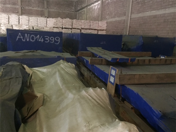"4 Units - Metso Model Af5 Apron Feeders, 1.8m X 8.5m (approx. 72"" Wide X 28' Long)"