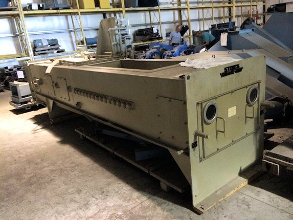 "UNUSED STOCK EQUIPMENT CO. 36"" Weigh Feeder, Model NPG24, 24"" Gravimetric Limestone Feeder"