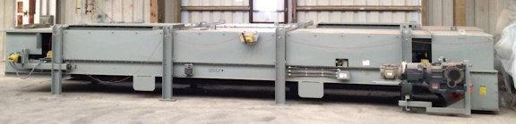 "2 Units - Ramsey 36"" W X 19' L Weigh Belt Feeder - Thermo Electron Corp Model 90-100a With Dual 10-101r Belt Scales"