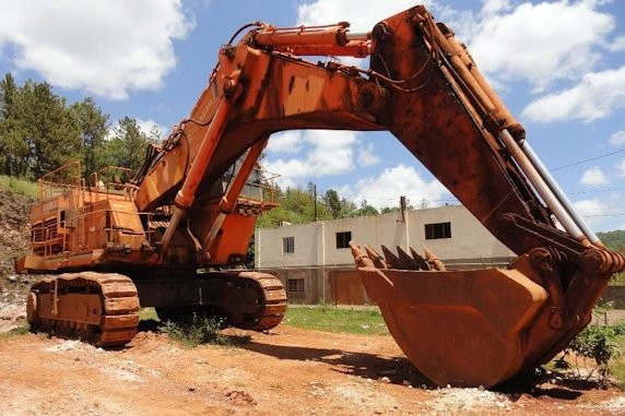2 Units - Hitachi Ex 1800 Excavators