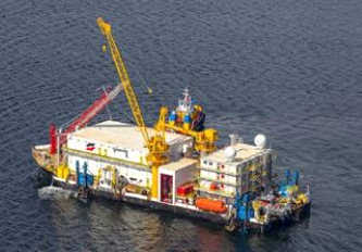 """POSEIDON"" BARGE (Ex-ARCTIC CHALLENGER) Floating Production and Offloading System"