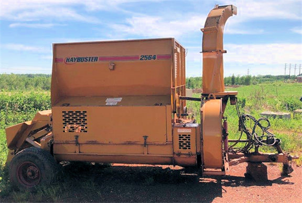 Duratech - Haybuster Balebuster 2564