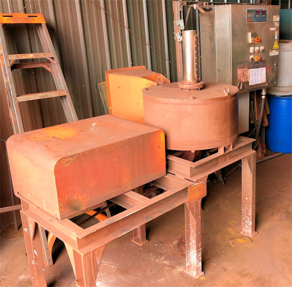 LOT of Lab Equipment including Jaw, Cone & Rolls Crusher, Ball and Ring & Puck Mill and Magnet