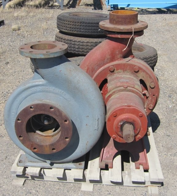 "WORTHINGTON D-Line Centrifugal Pump, Model D1011, Size 8"" X 6"" X 15"""