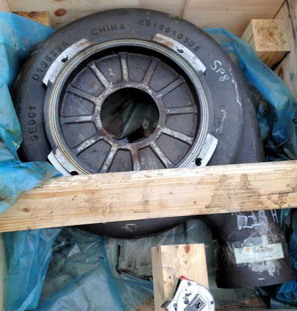 Spare Denver Pump Volute Liner Casing