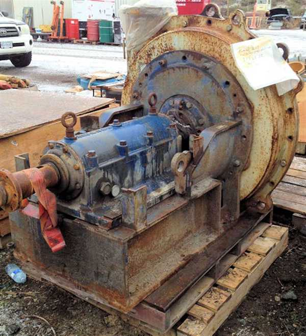 GIW 8x8 LSA25 Tailings Pump