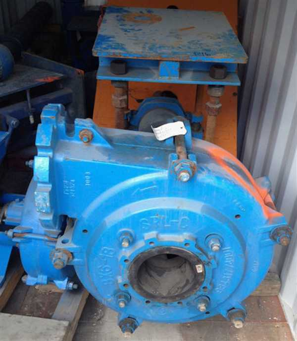 GOULDS 8x6x18 SRL-C Pump