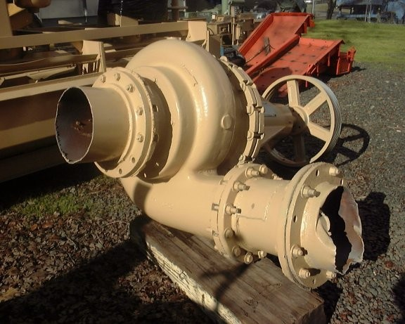 "ALLIS CHALMERS 14"" x 12"" Vertical Water Pump"