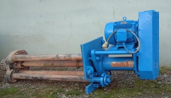 GALIGHER Vertical Sump Pump Model 2SR2 5100 X 60