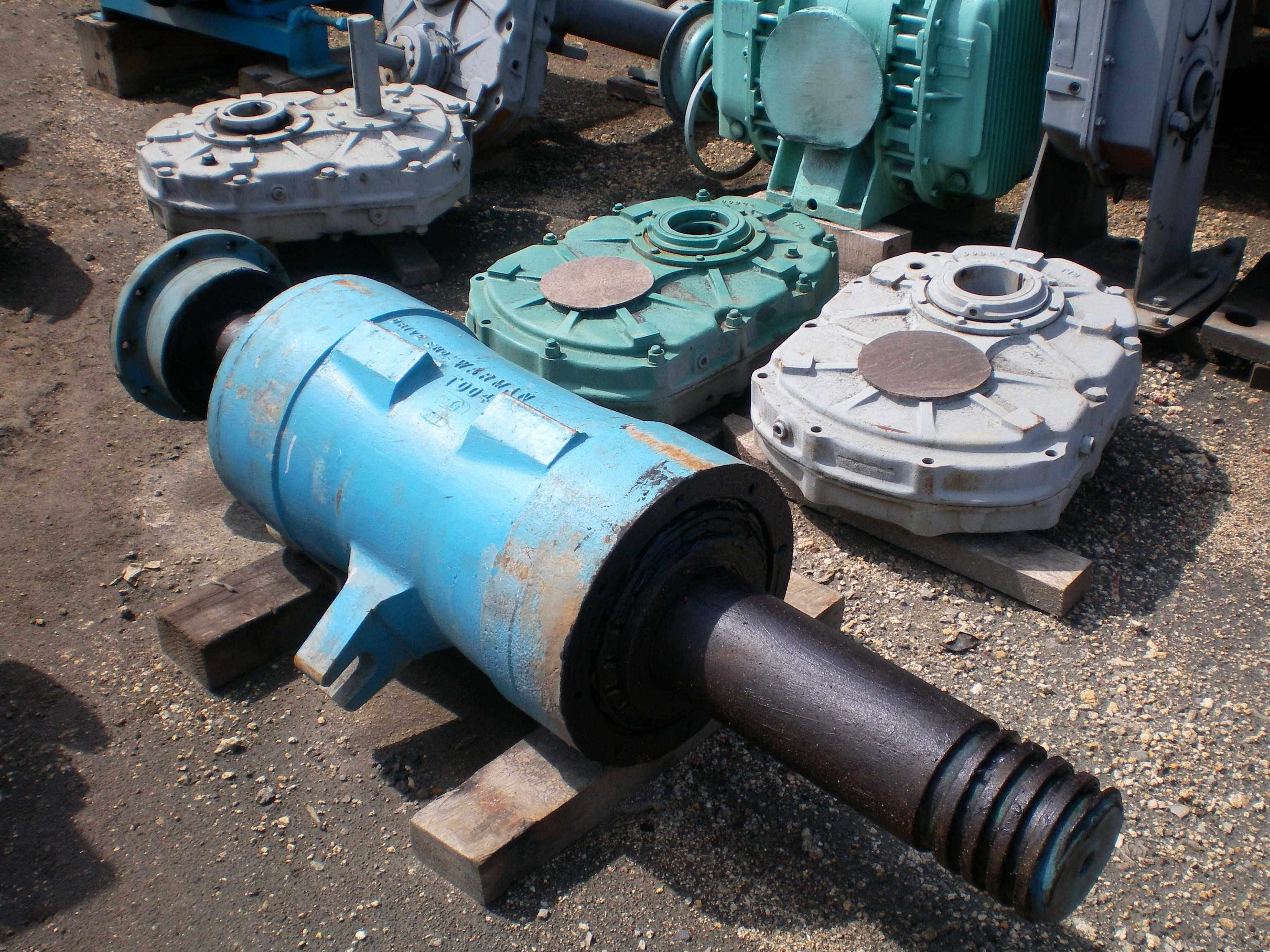 Warman 20/18 Ah Centrifugal Srl Pump
