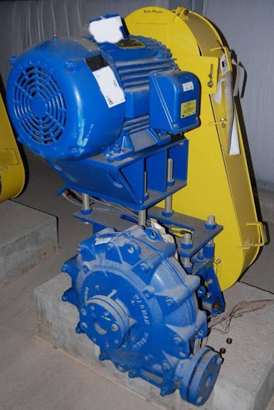 "3 Units - UNUSED 2"" X 1.5"" WARMAN 038CCH Pumps, Model 038CCHRMCCCPMG9 Centrifugal Slurry Pumps with 7.5 HP motor"