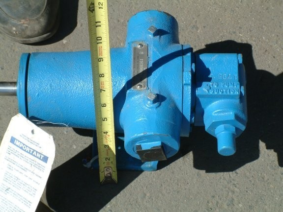 "Viking Hydraulic Pump, Unit Of Idex Corp, 1-1/2"" Ports"
