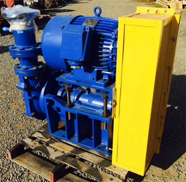 Ash 5 X 4 Srh Pump With 60 Hp Motor