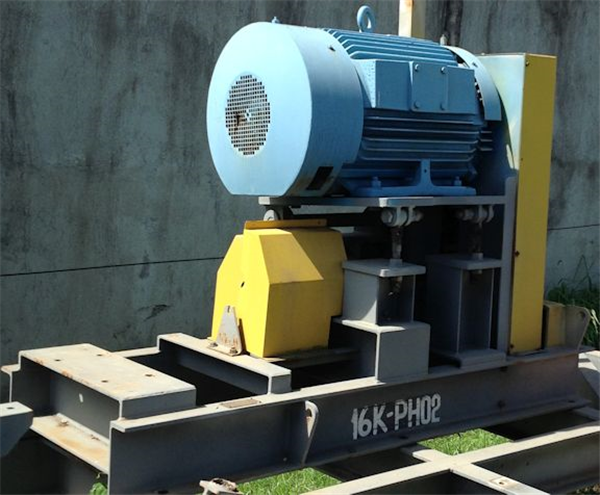 Southern Cross Centrifugal Pump, 100 X 65 - 250 With 75 Kw Motor - Missing The Pump Assembly