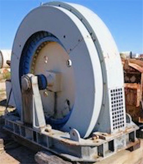 200 Hp Synchronous Motor, 180 Rpm