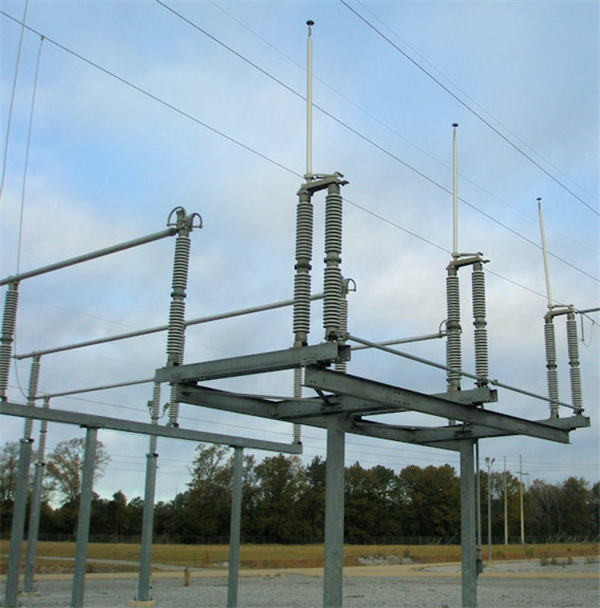 Complete Primary 230 Kv Relay Switching Station
