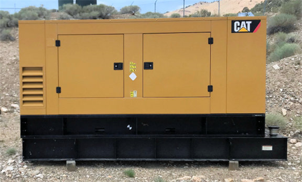 Caterpillar Model D150-8 Diesel Generator