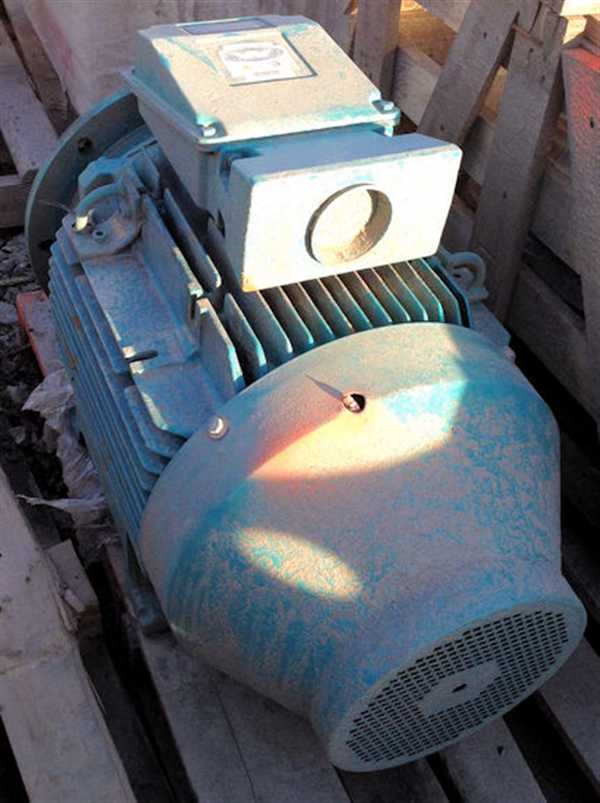 UNUSED BROOK CROMPTON 60 HP Motor