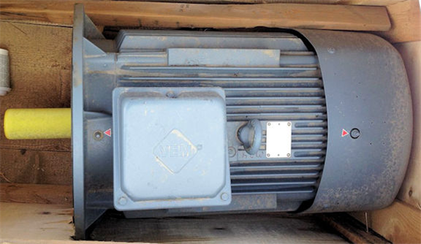 UNUSED VEB 55 kW (75 HP) Motor