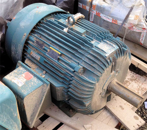 Unused Baldor-reliance 40 Hp Motor
