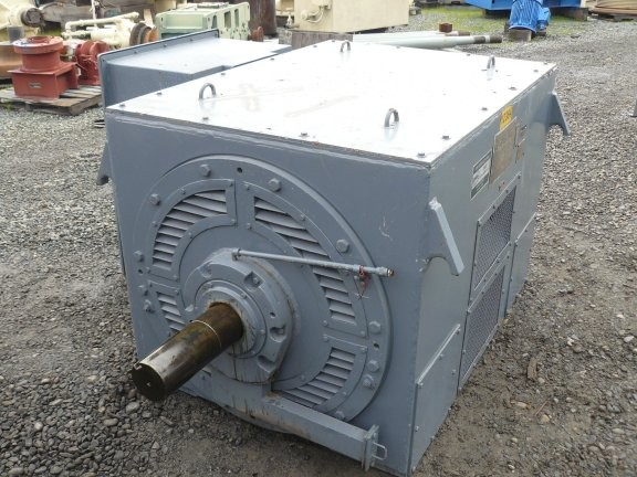 1 Unit -toshiba 1250 Hp Motor, 1780 Rpm