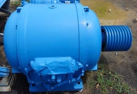 Used Electric Motor, no nameplate