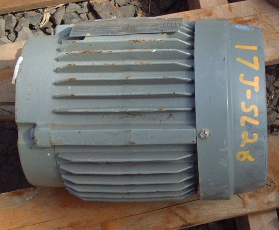 STERLING ELECTRIC, INC 3/4 HP Motor, 1735 RPM
