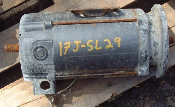Baldor Industrial 1/2 Hp Motor, 1750 Rpm