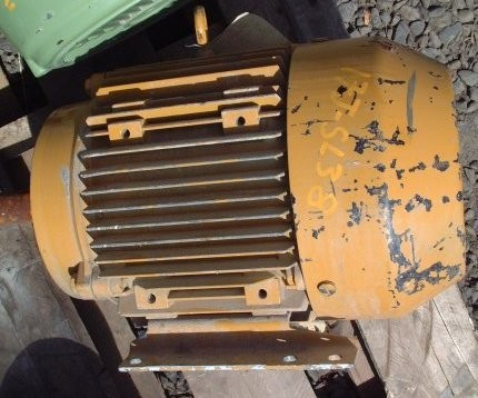 Brook Crompton Inc, Hawker Siddeley 3 Hp Motor, 1160 Rpm