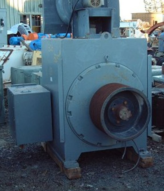ALLIS CHALMERS 350 HP Induction Motor, 705 RPM