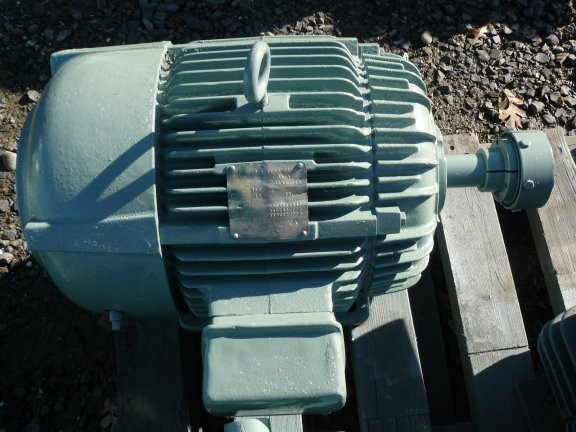 WESTINGHOUSE LIFELINE T MAC 15 HP Motor, 3515 RPM