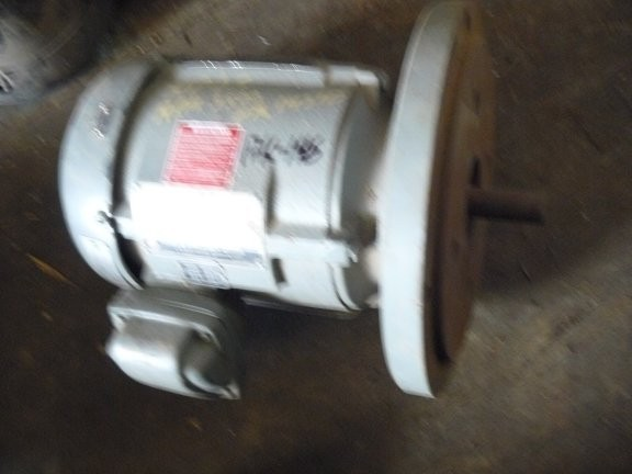 U.S. MOTORS 1.5 HP Motor, 3500 RPM