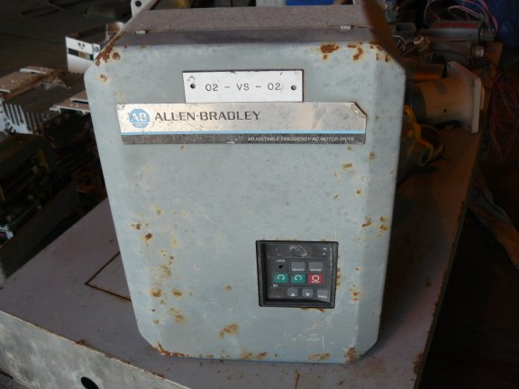 ALLEN BRADLEY 10.4 KVA Adjustable Frequency AC Drive