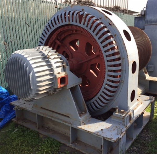 Allis Chalmers 300 Hp Motor, 294 Rpm