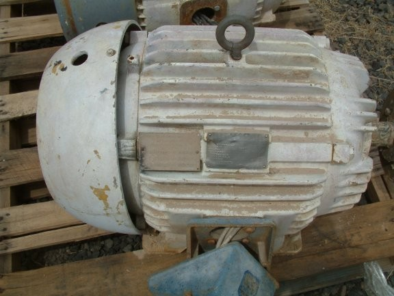 ALLIS CHALMERS INDUCTION 50 HP Motor, 1770 RPM