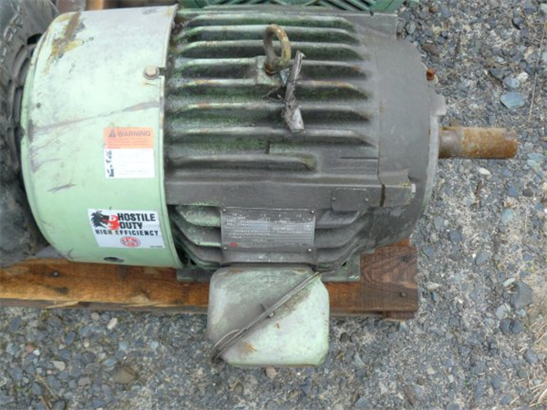 US ELECTRIC 15 HP, 1750 RPM Motor