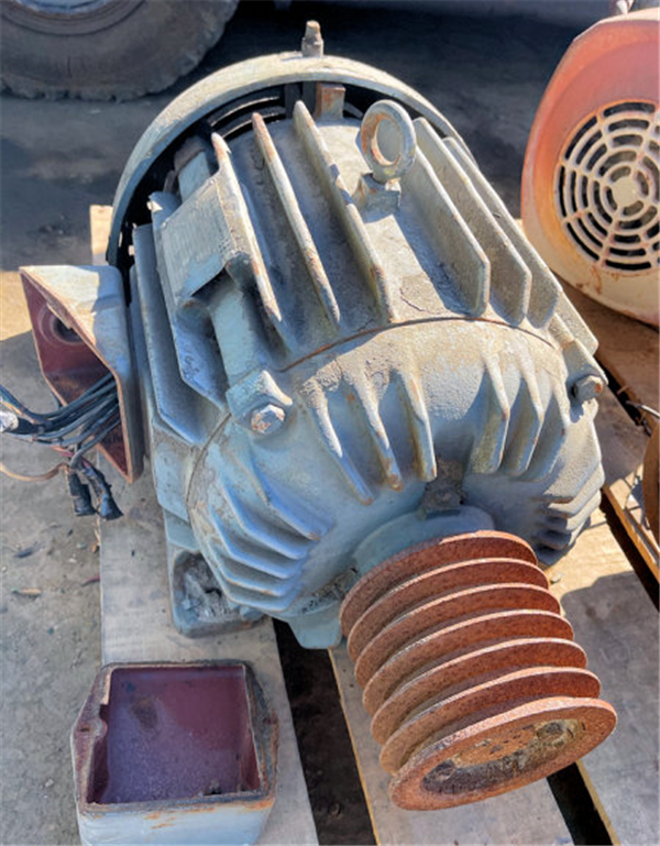 Allis Chalmers 15 Hp, 1170 Rpm Motor