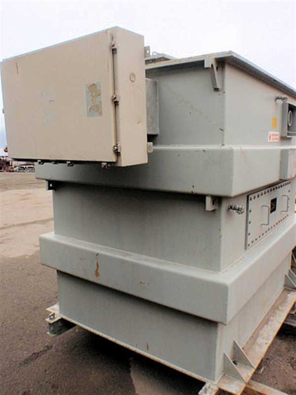 500 Kva Federal Pioneer Nitrogen Sealed Dry Type Transformer