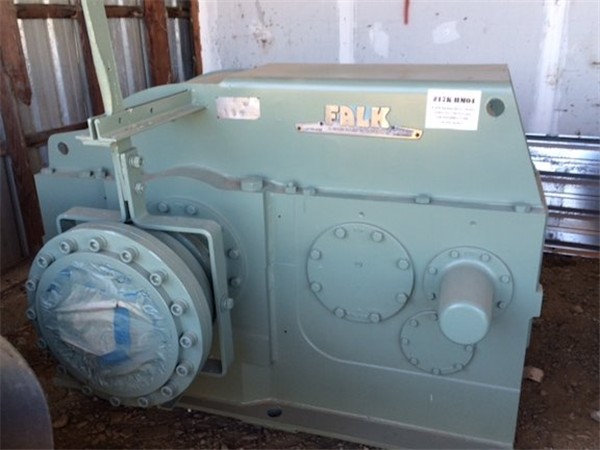 Falk Inching Drive, Model 2140y3-ls, 209.9:1 Ratio, 1800 Rpm