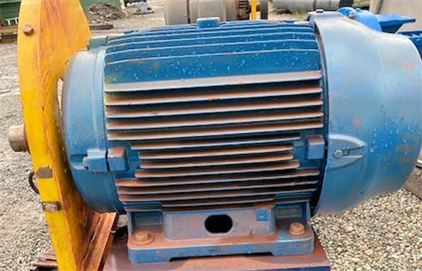 WEG 50 HP  Inverter Duty Motor