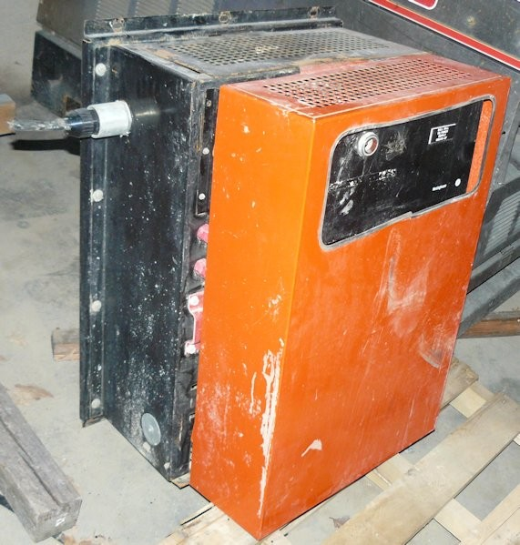 Westinghouse Industrial Ac/dc Rectifier, Style No. 720b492g03