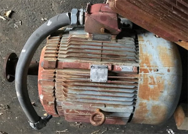 4 Units - Westinghouse 75 Hp Motors