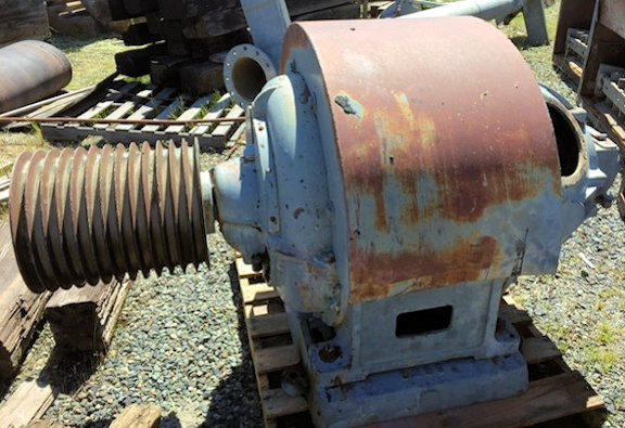 GENERAL ELECTRIC 150 HP Induction Motor, 700 RPM