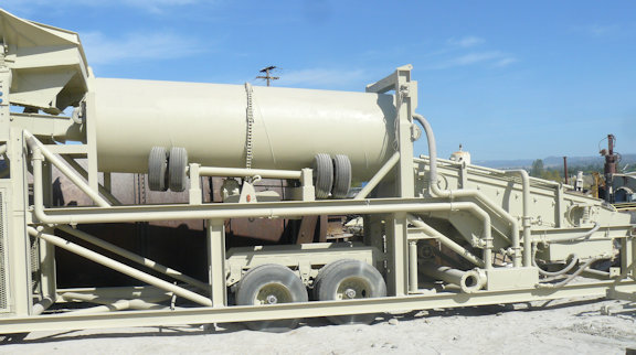 Goldfield Model Sierra 150 Washplant, Manufactured In 1980's, Capacity Approximately 150 Yards/hour