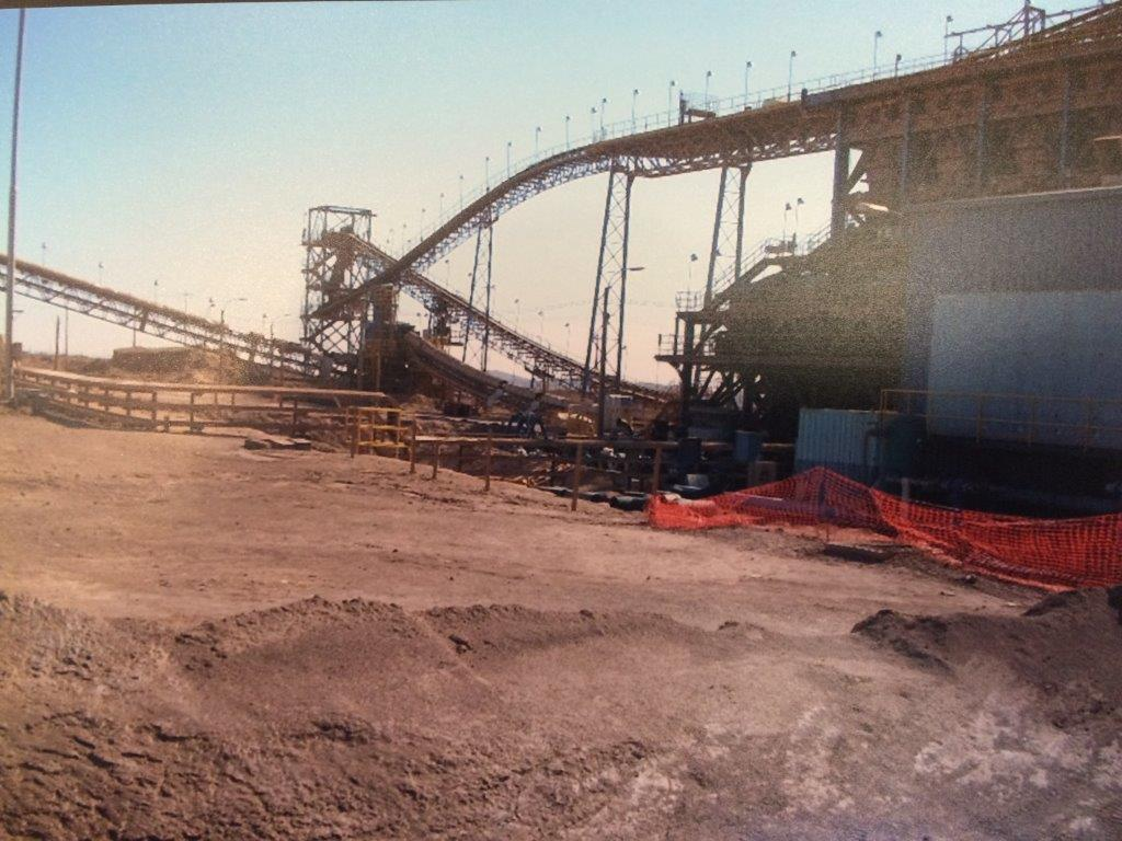 Crushing Plant, Including Jaw Crusher, Cone Crusher, Screens, Etc.