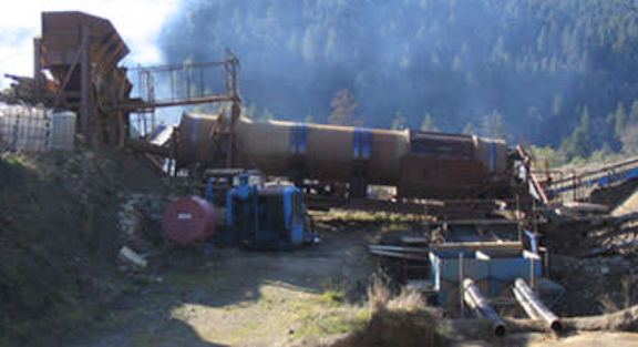 100 TPH Wash Plant - Runs 100 TPH of Placer Aggregate