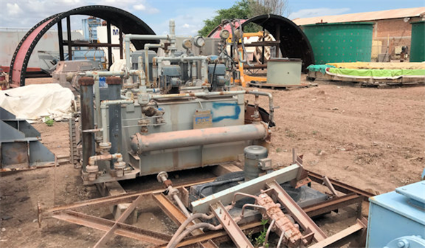 Used 3,000 - 6,000 Tpd Gold Process Plant W/ Cil / Cip
