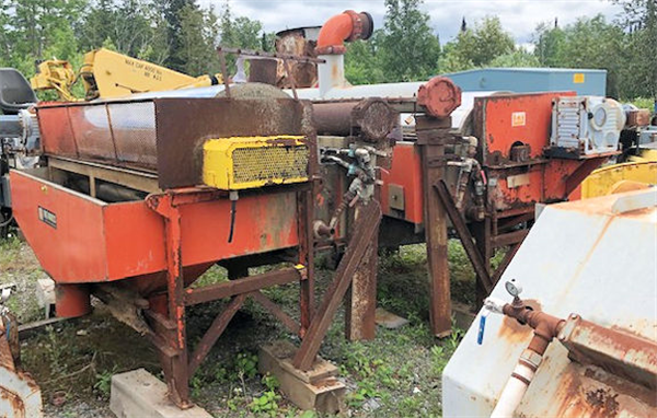 Used 5,000 Tpd Phosphate Minerals Processing Facility Components, Including Equipment For Primary Crushing, Milling, Classifying, Filtering, Drying, And More